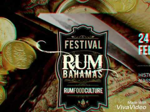 Dj Fire.Bahamas Rum Festival 2017