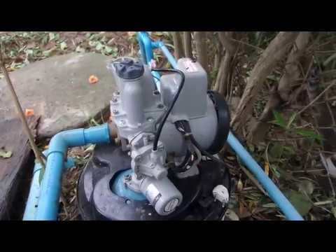 Bekannt Hauswasserpumpe defekt? /House water pump defective? - YouTube PY55