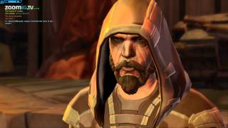 Star Wars: The Old Republic - Gameplay Empire Twi