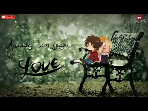 Hasi Ban Gaye ~ Lyrics Female Version | Hamari Adhuri Kahani | Heart Touching Lines