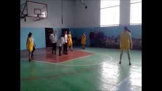 Девушки баскетбол 17 03 2015