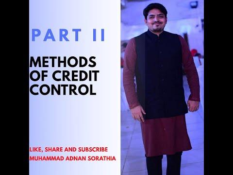 Central Bank- Methods Of Credit Control Lecture II Urdu/Hindi By Muhammad Suwaleh Sorathia