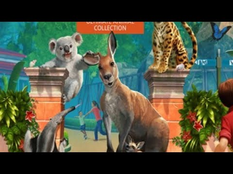 zoo tycoon ultimate animal collection |