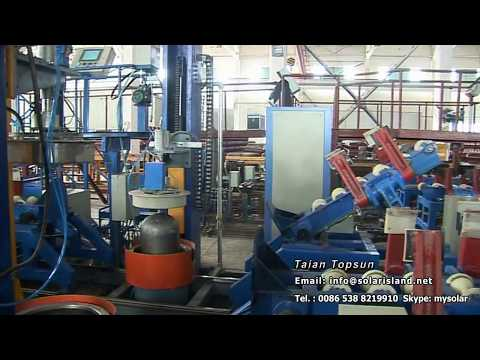 Automated External type CNG cylinder hydrostatic test machine--CNG cylinder hydro testing.