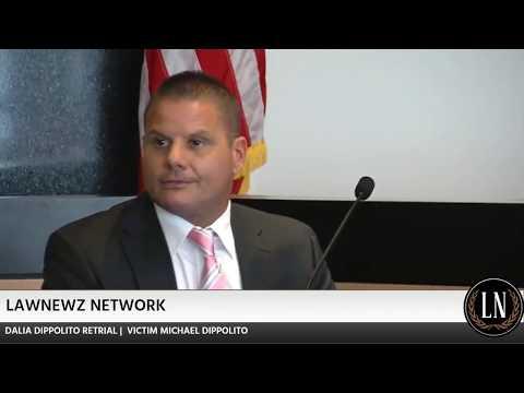 Dalia Dippolito Retrial Day 1 Part 1 Michael Dippolito Testifies 06/08/17