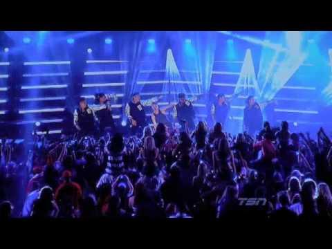 Justin Bieber - Boyfriend - Grey Cup Performance