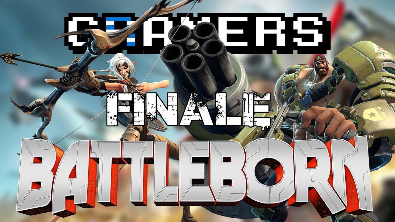 Gramers τερματισμός με το βαμπίρι Battleborn Co Op Campaign 6