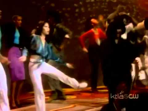 The Soul Train Dancers 1979 (Edwin Starr - Contact)