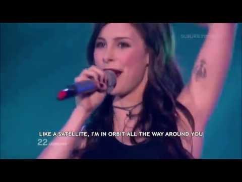 Eurovision 2010 English Subtitle | Germany - Lena Satellite