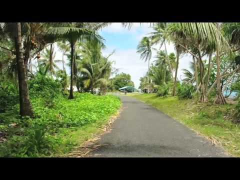 Tuvalu by bicycle #2