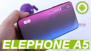 RECENSIONE ELEPHONE A5: il classico cinesone?