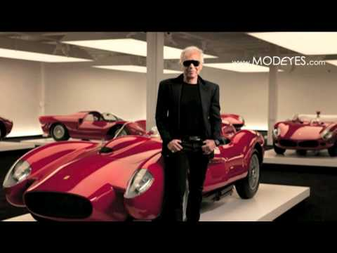 RALPH LAUREN CARS COLLECTION - INTERVIEW