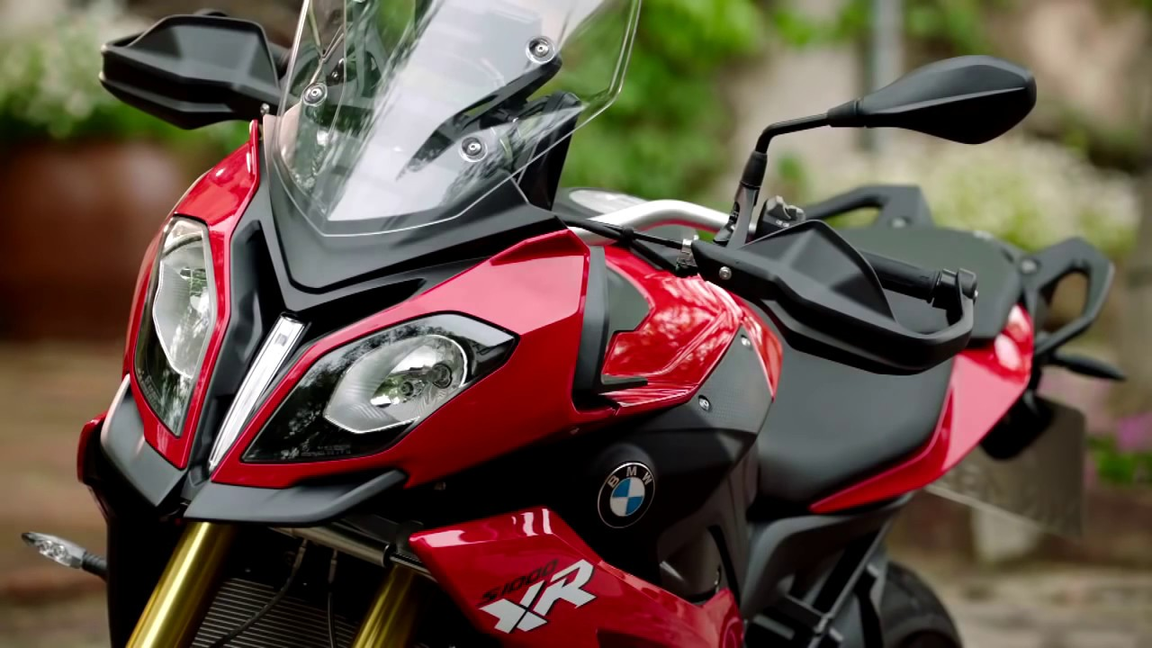 Bmw S1000xr Bmw S 1000 Xr Design And Riding Youtube