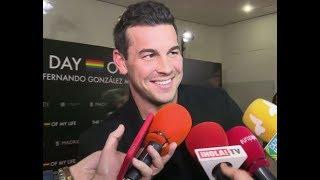 Mario Casas responde a los rumores de su romance con Blanca Suárez | La Hora ¡HOLA!