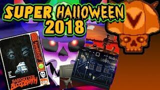 [Vinesauce] Joel - Super Halloween Stream 2018