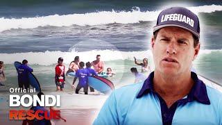 Head Bondi Lifeguard Hoppo Saves 10 Patients At Once
