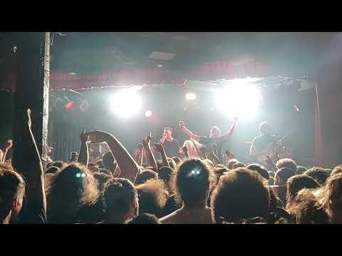 Dance Gavin Dance - Chuckie vs The Giant Tortoise Live (Corner Hotel, Melbourne) March 2, 2019