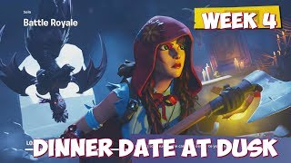 Fortnite Dinner Date At Dusk Secret Location[#11]