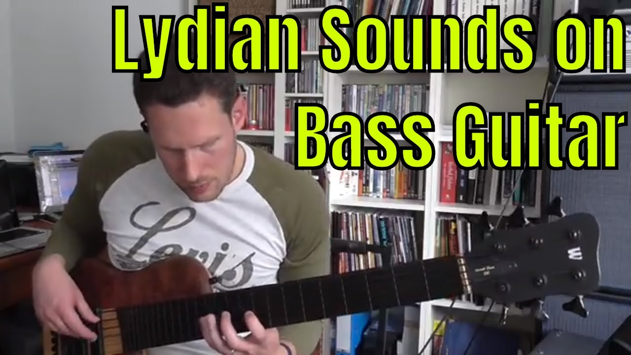 Lydian Archives - Johnny Cox Music