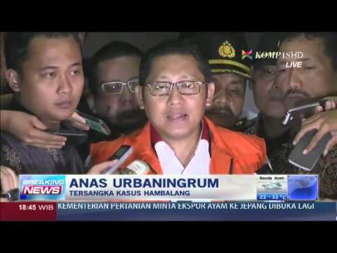 "Anas Urbaningrum: ""Terima Kasih Pak SBY"" - Breaking News 10 Januari 2014"