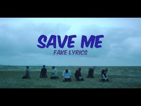 BTS fake lyrics (greek) // Save me *non-shipper not friendly*