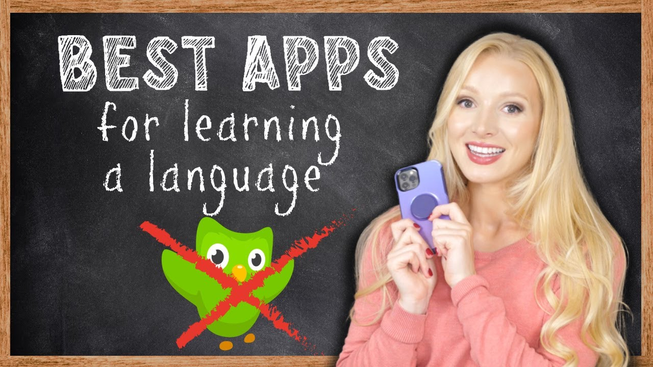 The BEST free apps for language FLUENCY in 2021!