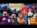 DISNEY HALLOWEEN PARTY WITH Mickey Mouse