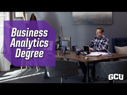GCU Online Degree Programs | Online Business Analytics Programs