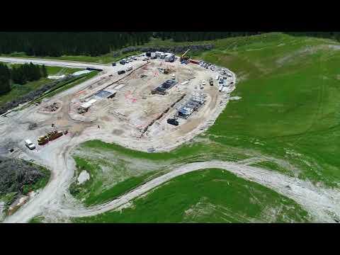 Rotoiti | Rotomā Wastewater Treatment Plant site - December 2018