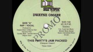 Dwayne Omarr - This Party