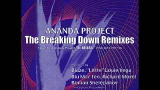 Ananda Project, Intro/Breaking Down (Blu Mar Ten's Back To Mine Mix), 2001.