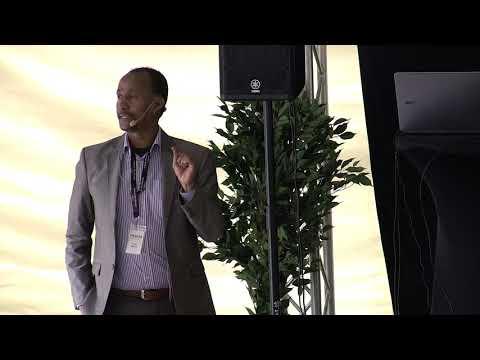 Forum Nyköping 2017 - Awes Osman om Somalia, Somalier i Sverige och Integration