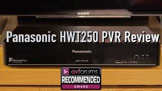 Panasonic HWT250 PVR Review