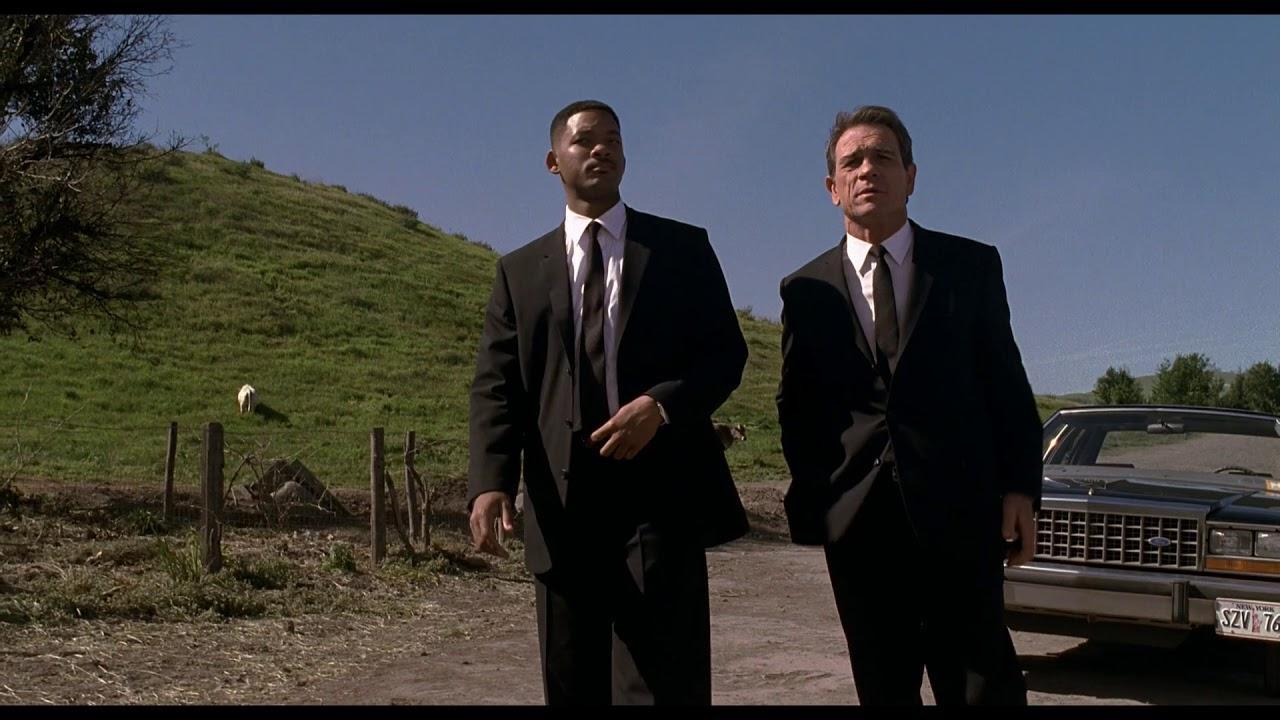 Download Men in Black (1997) - Special Agent Black, Dr White
