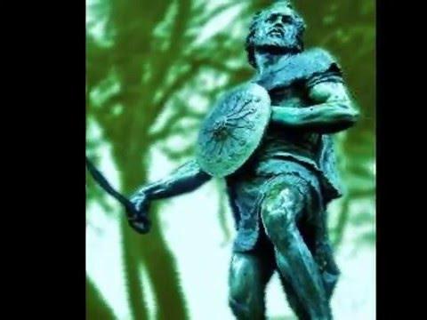 viriato lusitano. herói português, primeiro rei dos lusitanos(Portuguese's)