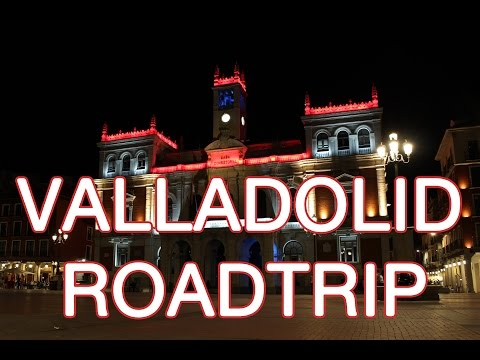 SUPER SHORT BUT BEAUTIFUL ROADTRIP | Valladolid VLOG (Spanish with subtitles)