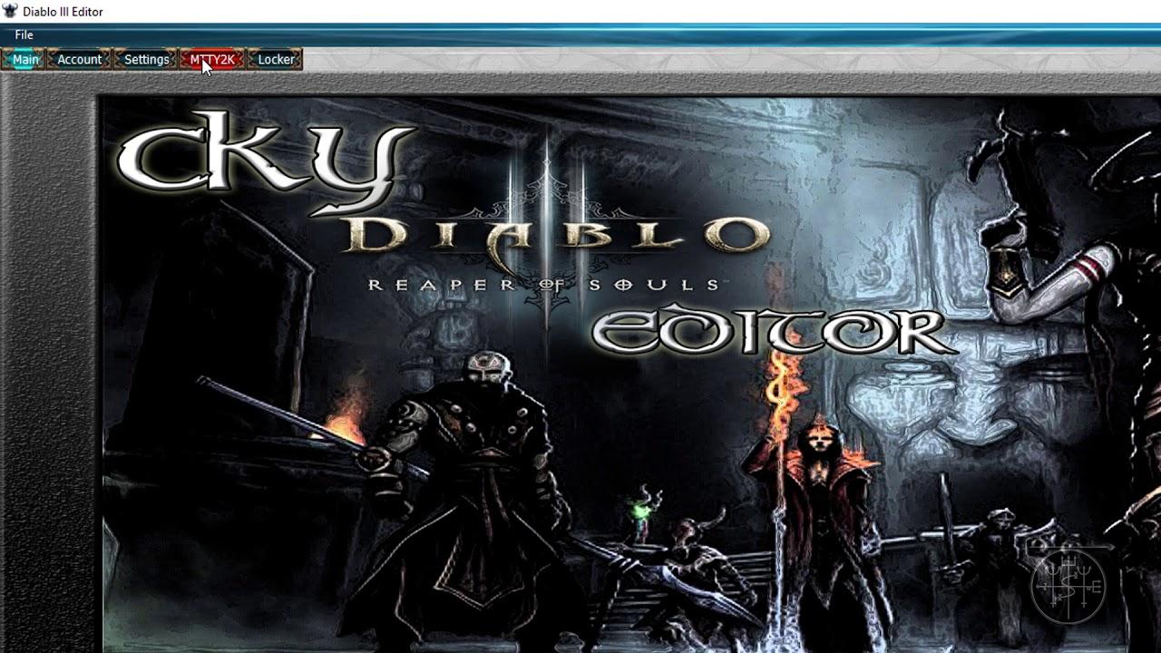 Diablo 3 Reaper Of souls Save Edit Xbox360