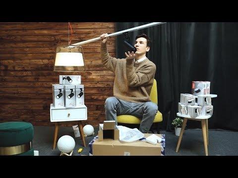 Новая посылка! Трековые светильники для дома Arlight