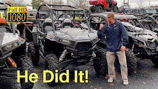 What To Expect When Buying A New Polaris RZR