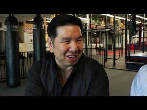 a conversation with the legendary George Chung and Richard Norton