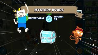 Mystery Doors(Impoppable) | Wizard Battle | Bloons Adventure Time TD | Episode 152