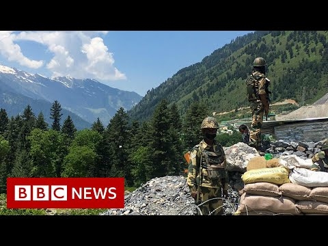 India-China clash: 20 Indian troops killed in Ladakh fighting - BBC News