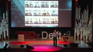 Why bicycles do not fall: Arend Schwab at TEDxDelft