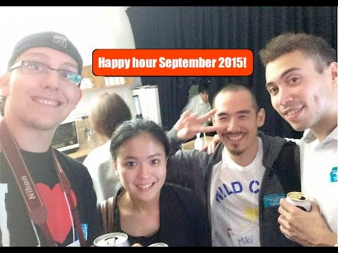 YouTube Happy Hour September 2015