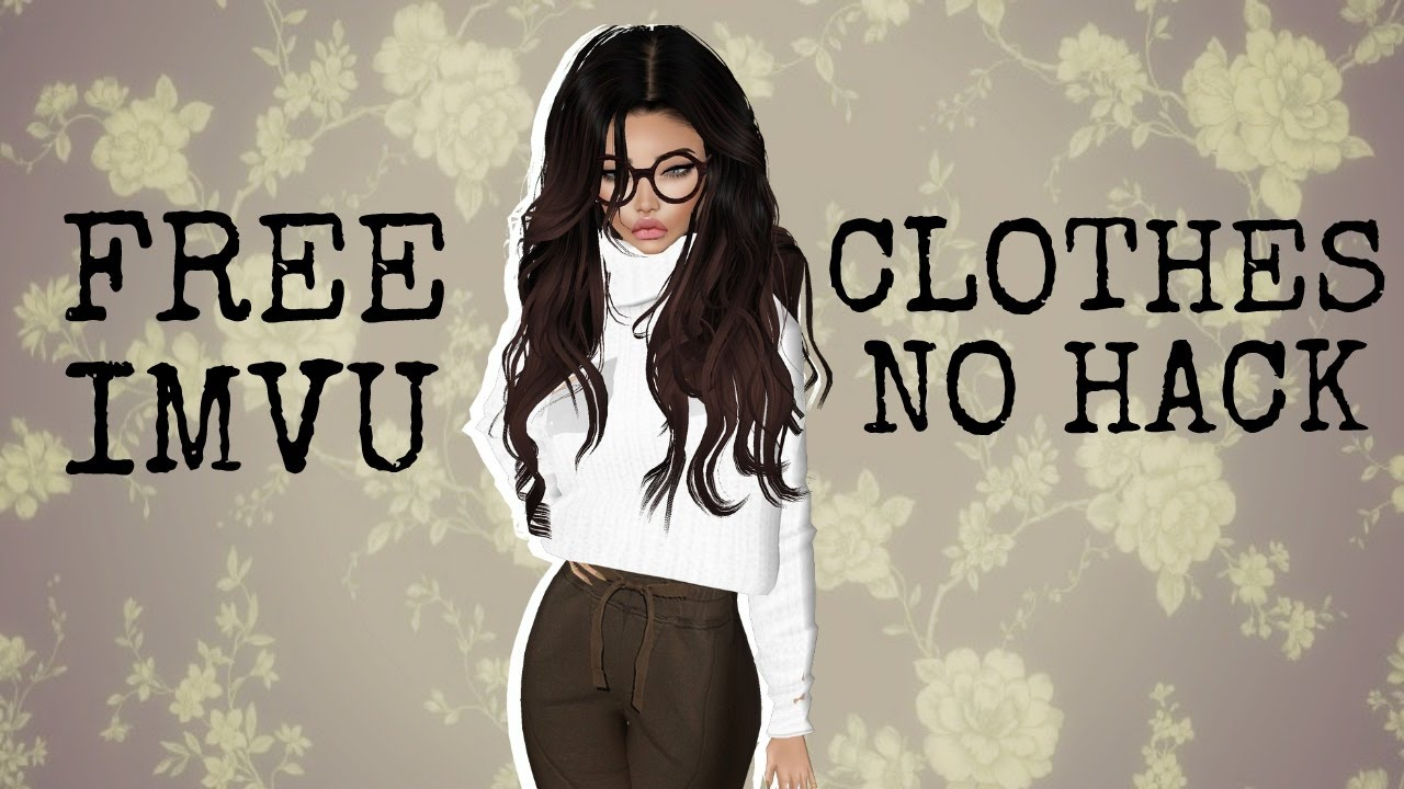 IMVU - How To Get Free Clothes (NO DOWNLOADS,NO HACKS)