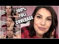 NEW Full Coverage Makeup | Tutorial & Reviews