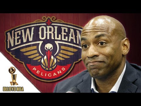New Orleans Pelicans FIRE Dell Demps!!! Is Anthony Davis To Blame? | NBA News