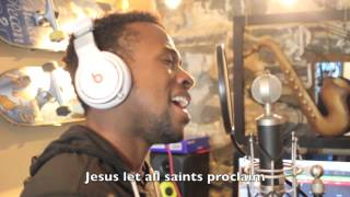 "Le Nom De Jésus (Cover) ""The Name Of Jesus""  by Sebastien Pierre"