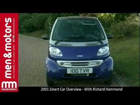 2001 Smart Car Overview – With Richard Hammond