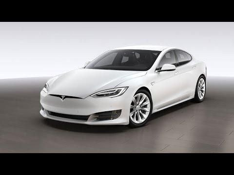 2017 Tesla Model S Facelift Exterior Amp Body Paint Color